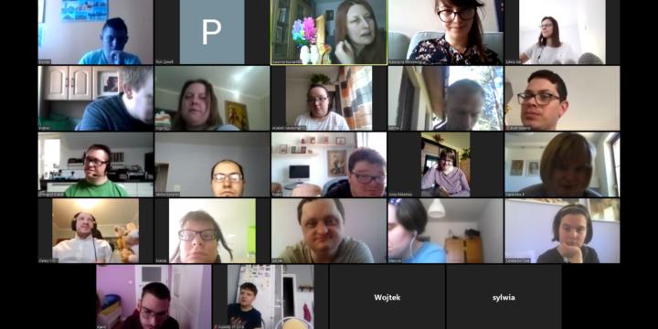 Wirtualna sesja społeczności