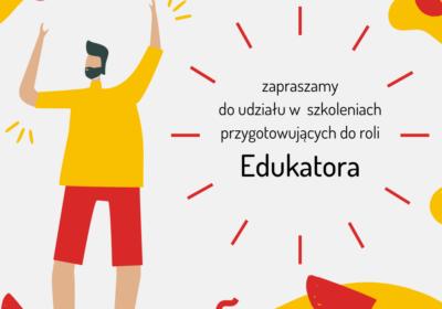 Szkolenia dla edukatorów